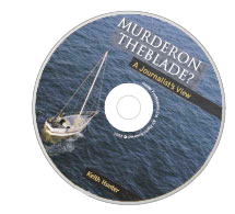 Murder on the Blade dvd